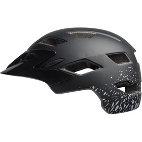 Bell Sidetrack Helmet Youth matte black/silver